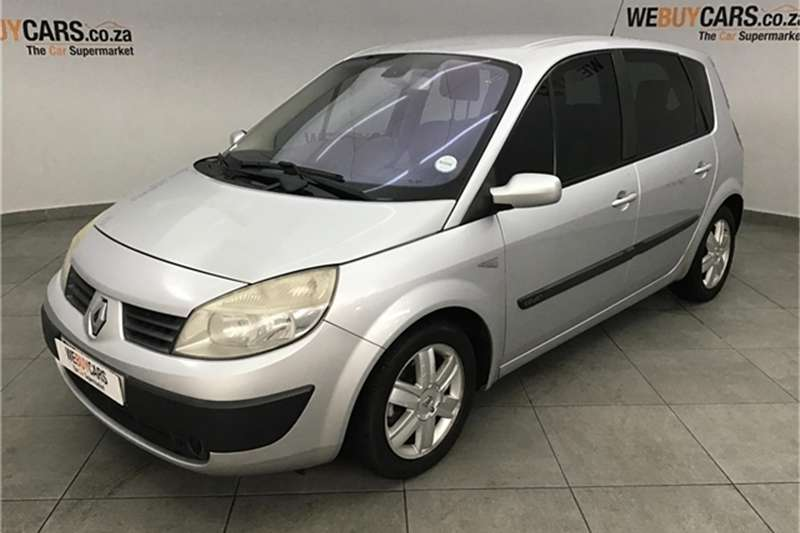 Renault Scénic 1.9dCi Expression 2006