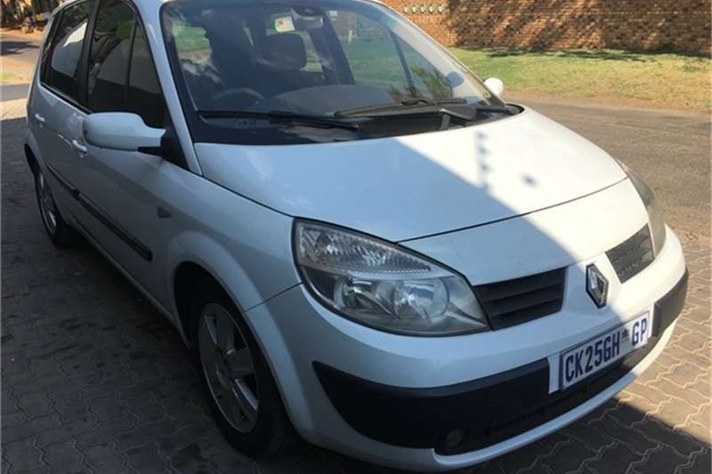 Used 2006 Renault Scénic 1.9dCi Expression