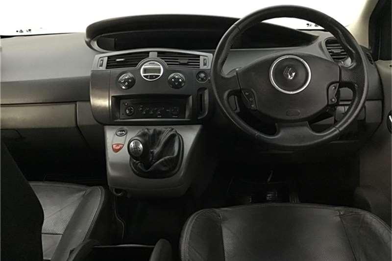 Renault Scénic 2.0 Navigator 2008