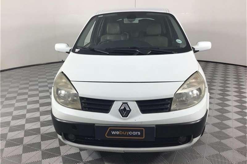Renault Scénic 2.0 Privilege 2004