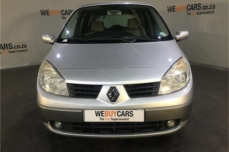 Renault Scénic 2.0 Privilege 2007