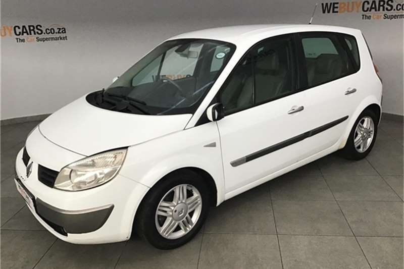 Renault Scénic 2.0 Privilege 2008