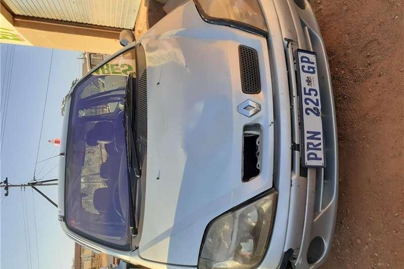 Renault Scénic 2002