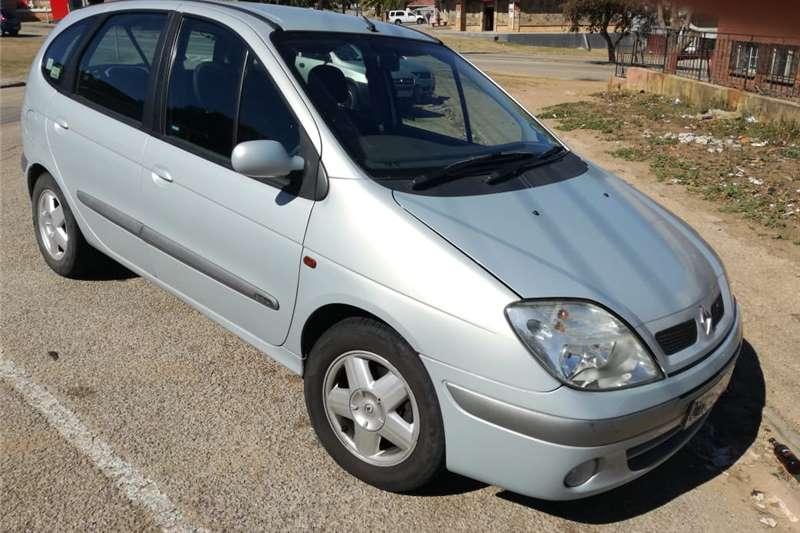 Renault Scénic 2l 16v 2003