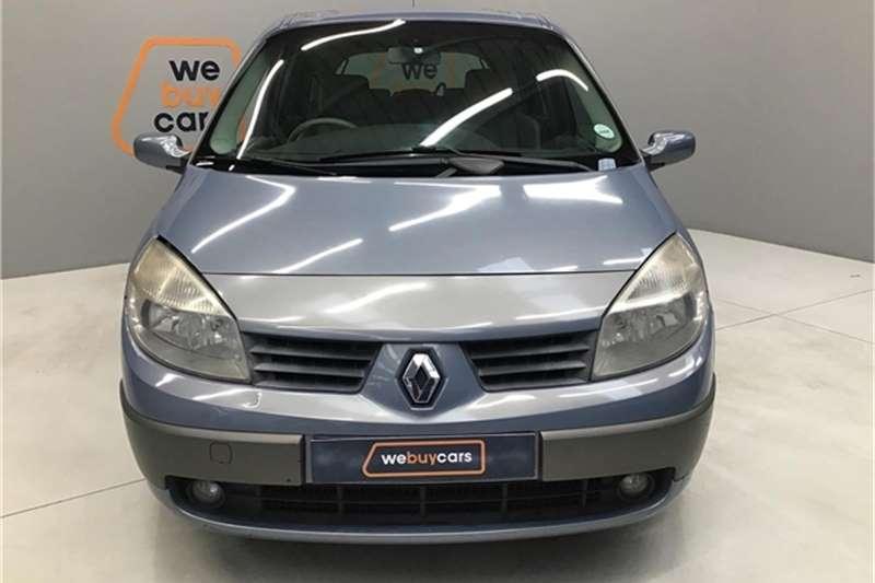 Renault Scénic Grand  1.9dCi Privilege 2006