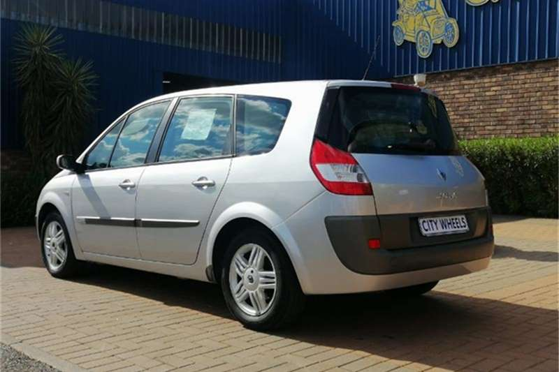 Used 2007 Renault Scénic Grand  2.0 Expression automatic