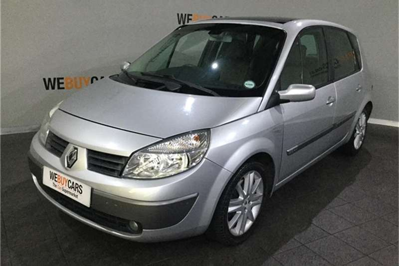 2005 Renault Scénic 2.0 Privilege automatic