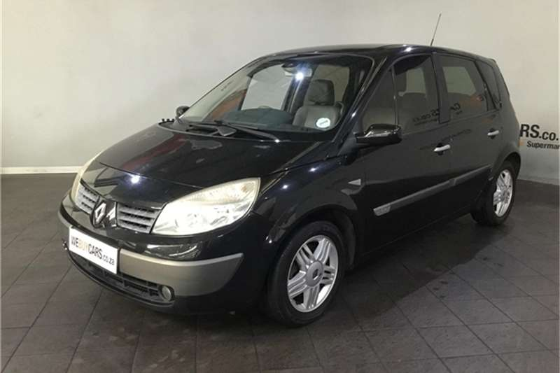 2009 Renault Scénic 2.0 Privilege