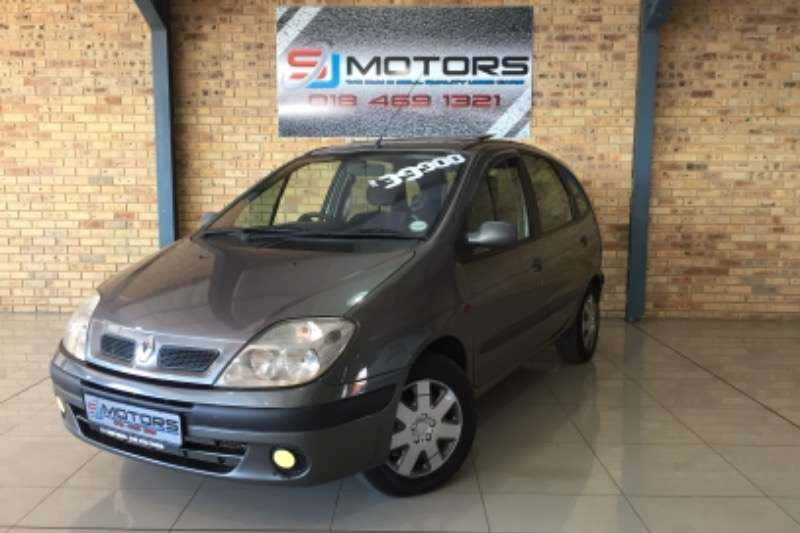 2000 Renault Scénic 1.6 Expression