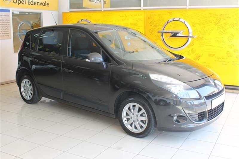2010 Renault Scénic 1.6 Expression