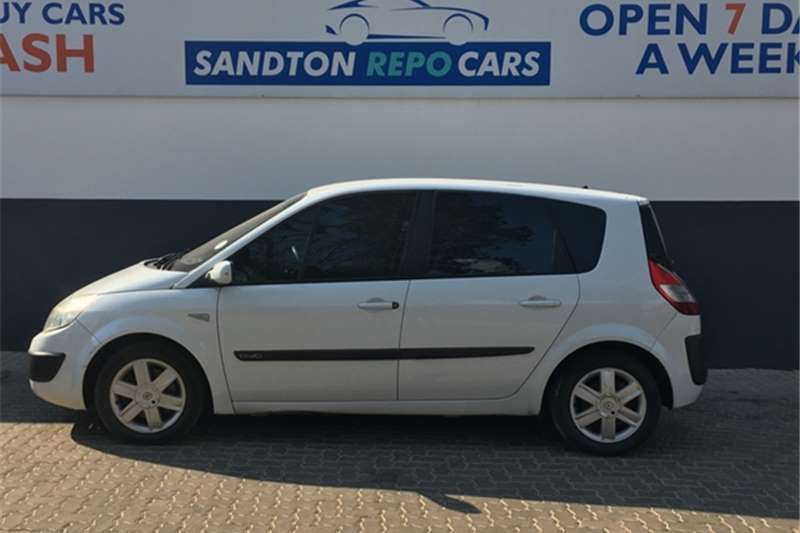 2006 Renault Scénic 1.9dCi Expression