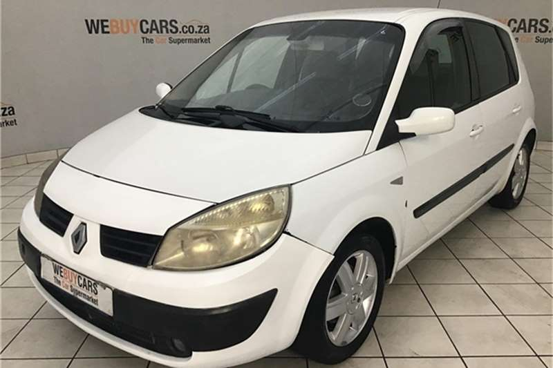 2006 Renault Scénic 1.6 Expression