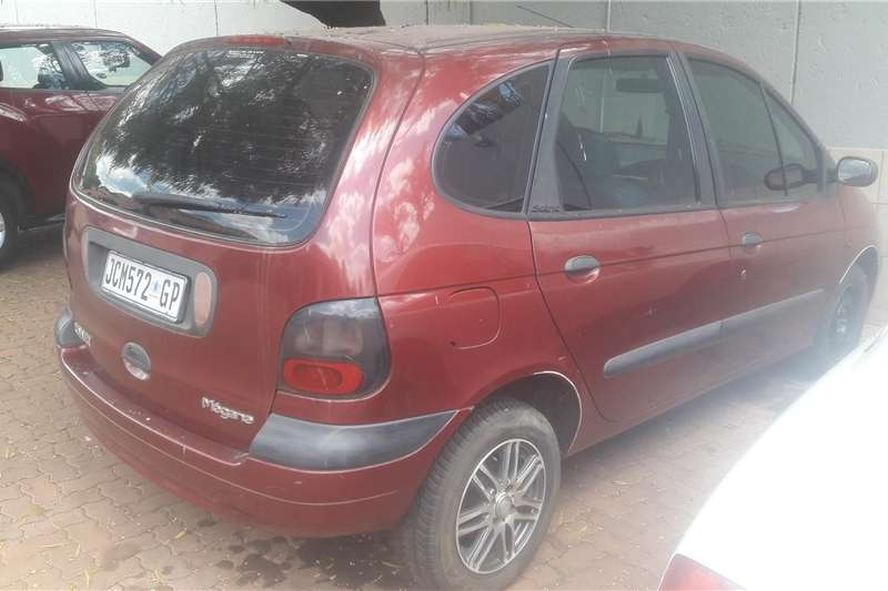 Renault Scenic 1.6 Expression 1999
