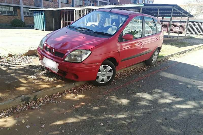 Renault Scenic 1.6 Expression 2002