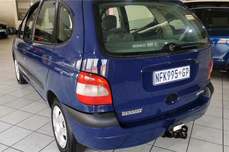 Used 2002 Renault Scenic 1.6 Expression