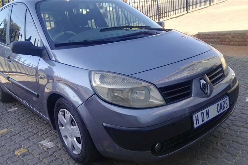 Renault Scenic 1.6 Expression 2005