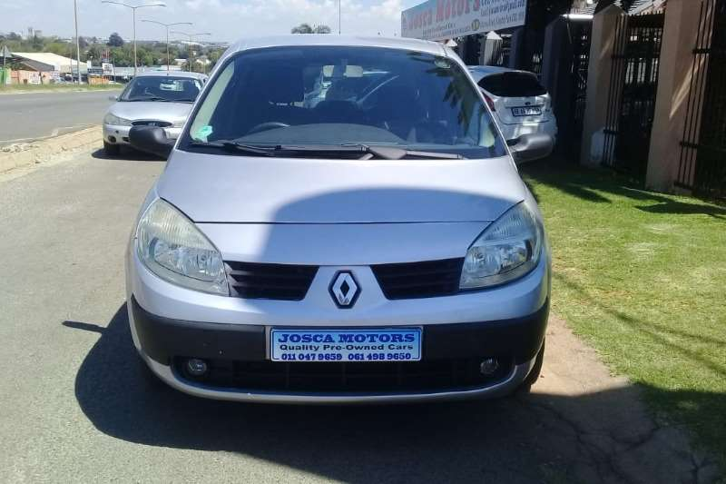 Renault Scenic 1.6 Expression 2006