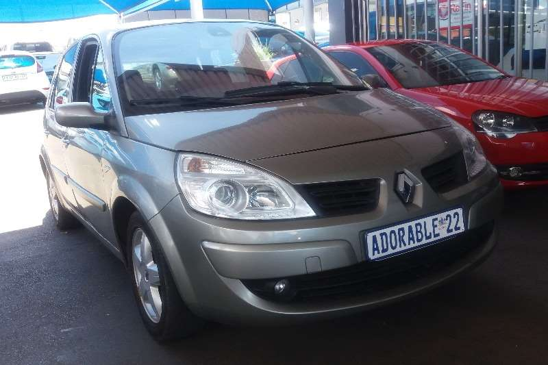 Renault Scenic 1.6 Expression 2007
