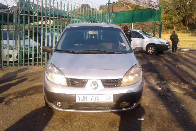 Renault Scenic 1.6 Expression 2009