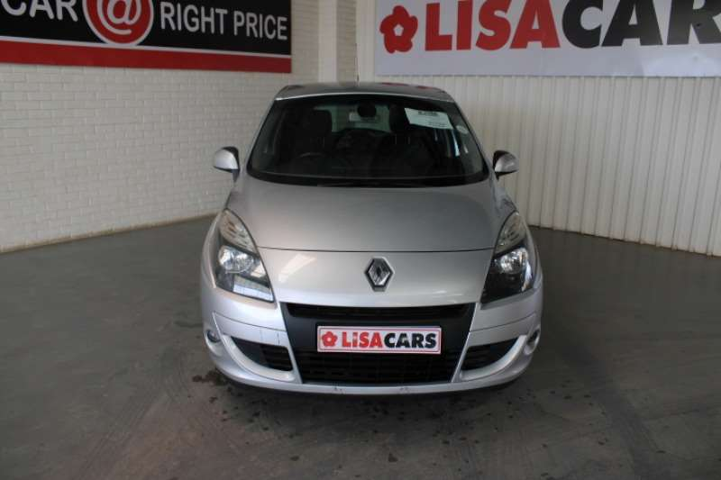 Renault Scenic 1.6 Expression 2010