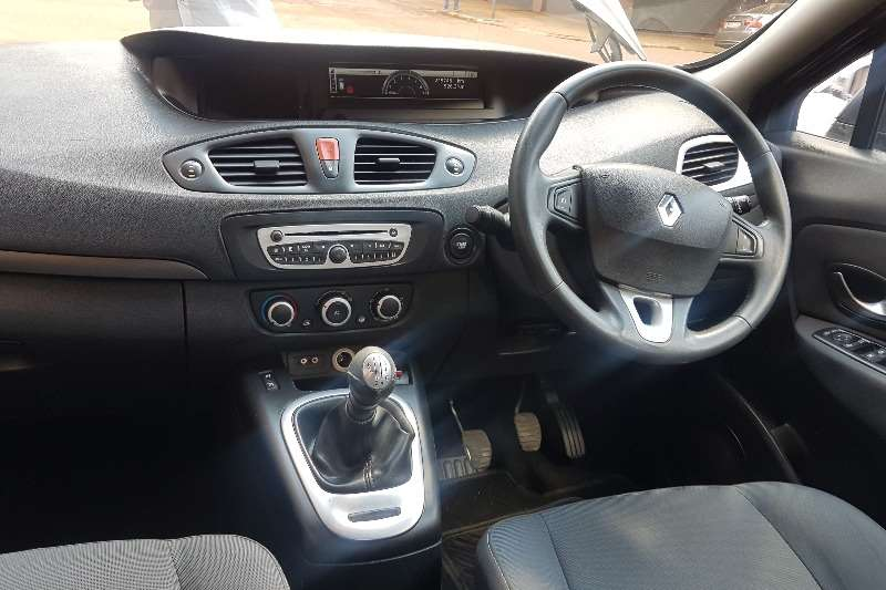 Used 2011 Renault Scenic 1.6 Expression