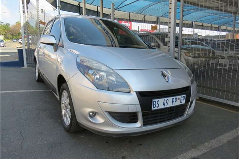 Renault Scenic 1.6 Expression 2012