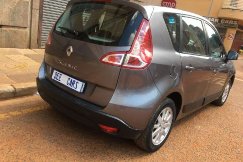 Used 2012 Renault Scenic 1.6 Expression
