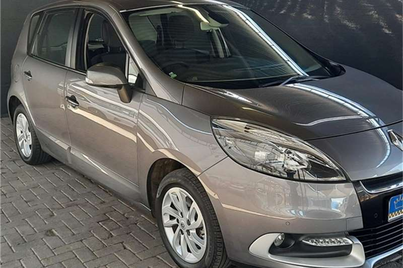 2013 Renault Scenic Scenic 1.6 Expression