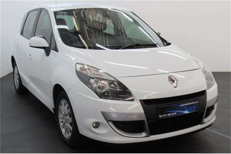 Renault Scenic 1.6 Expression 2014