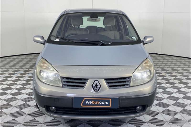 Used 2000 Renault Scenic