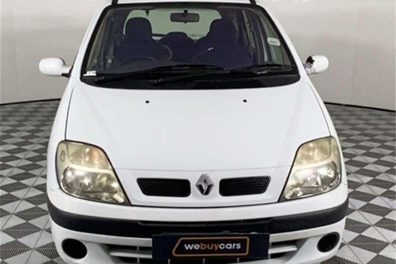 2001 Renault Scenic