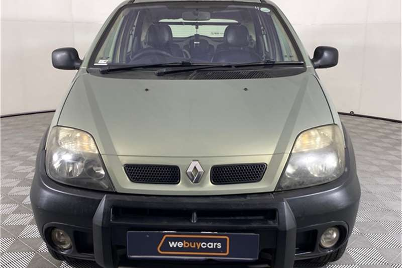 Used 2001 Renault Scenic