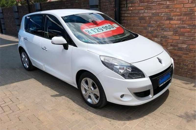 Renault Scenic Expression 1.9 Dci 2011