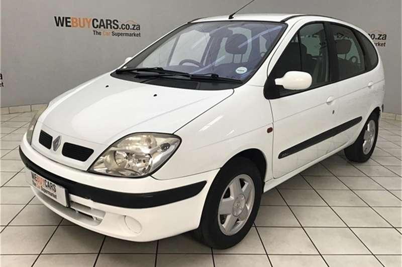 2004 Renault Scenic