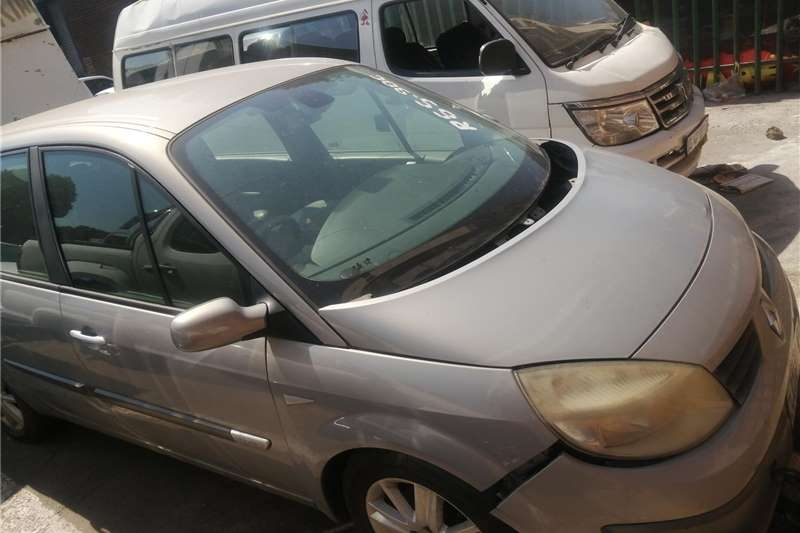 Used 0 Renault Scenic