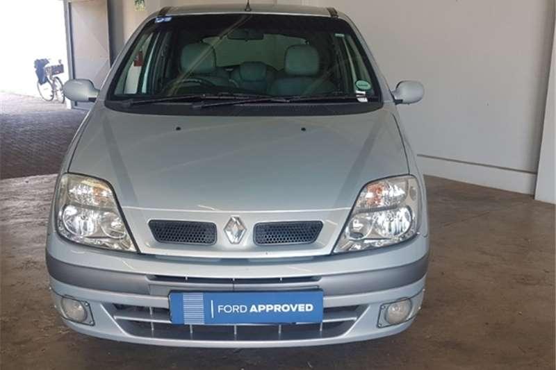 Renault Scenic Privilege 2.0 16V AT 2002