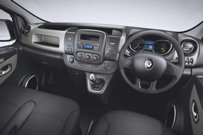 Renault Trafic 1.6dCi panel van 2019