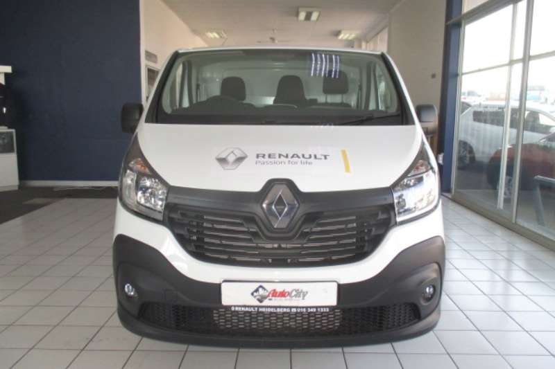 2019 Renault Trafic 1.6dCi panel van