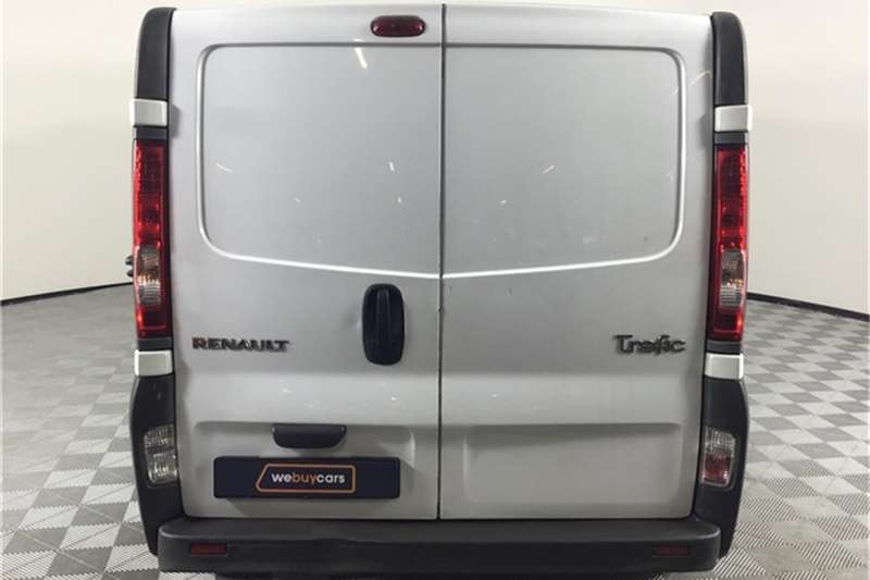 2013 Renault Trafic 1.9dCi panel van