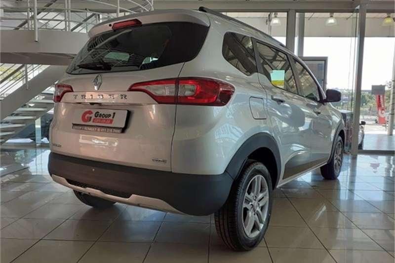 Used 2020 Renault Triber TRIBER 1.0 PRESTIGE