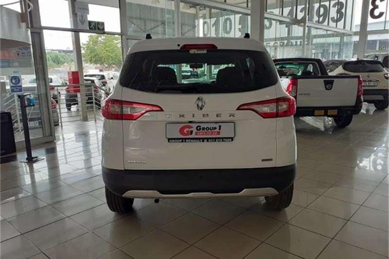 Renault Triber 1.0 PRESTIGE 2021