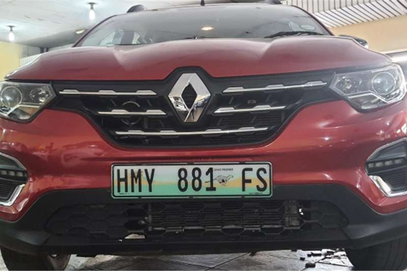 2020 Renault Triber