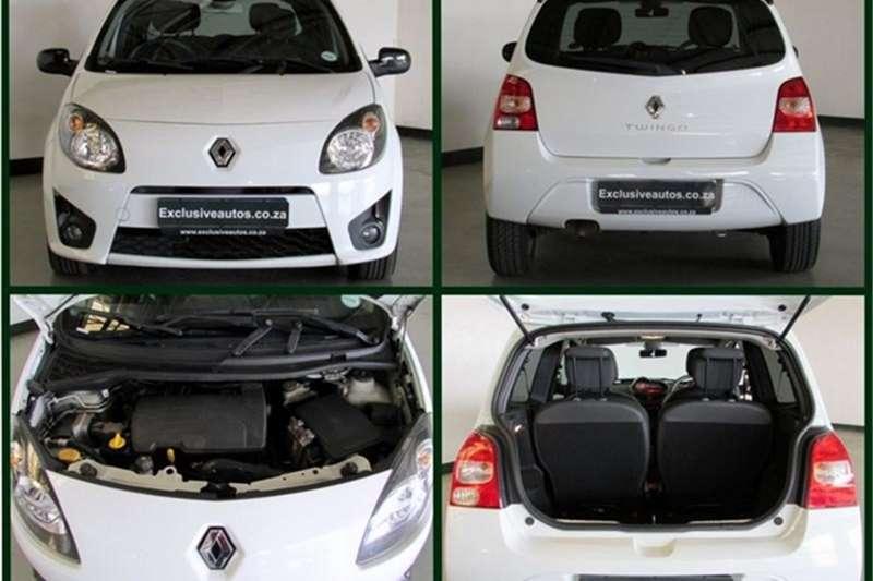 Renault Twingo 1.2 Dynamique Plus 2011