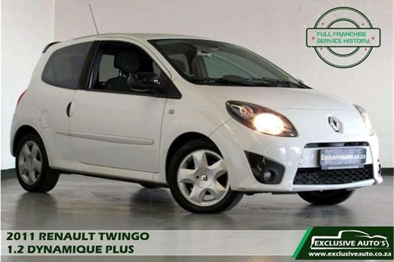 2011 Renault Twingo 1.2 Dynamique Plus