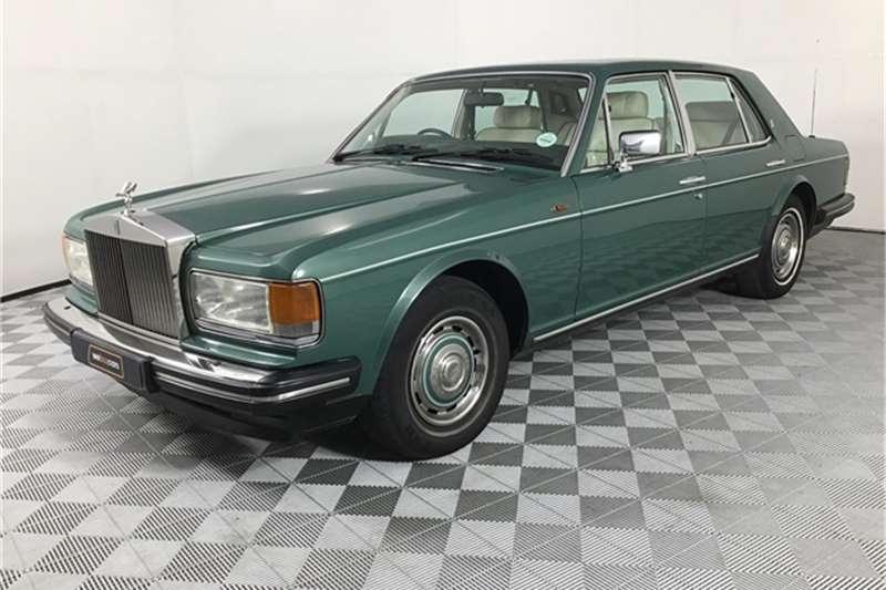 Rolls Royce 1987