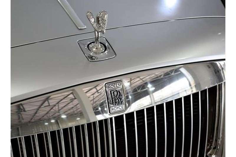 Rolls Royce Ghost 2011