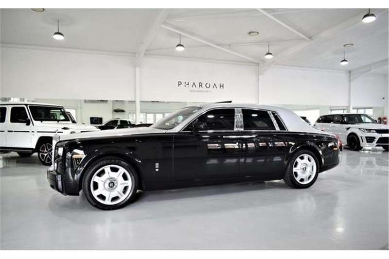Rolls Royce Phantom 2009