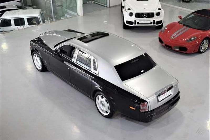 Rolls Royce Phantom 2009