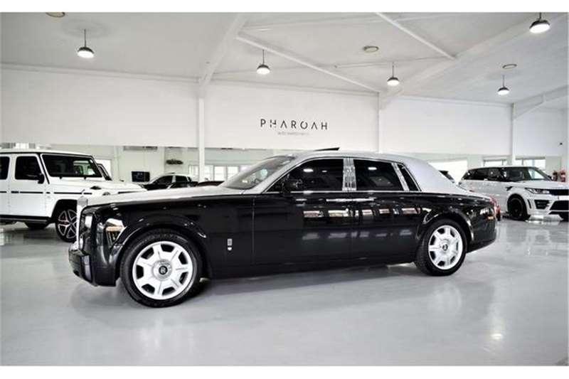 2009 Rolls Royce Phantom