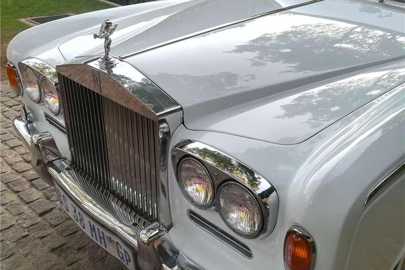 Rolls Royce Silver Shadow 1967
